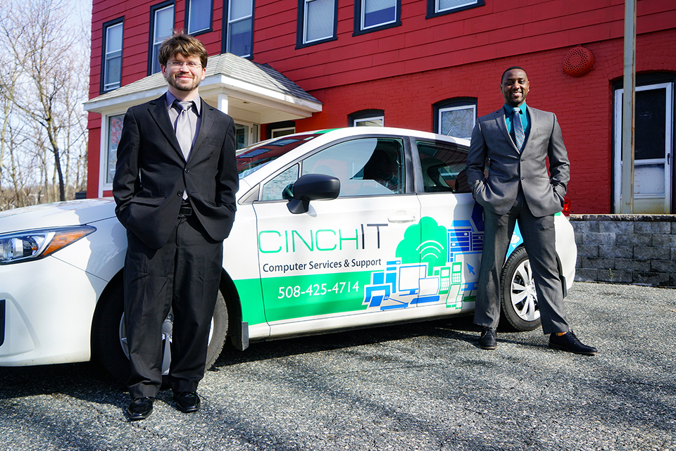 Cinch I.T. Marlborough, I.T. Support and Computer Support