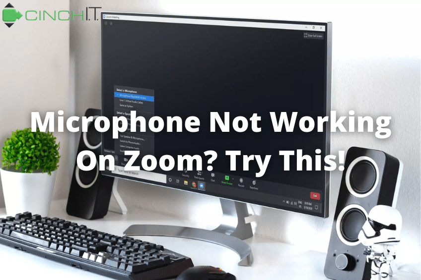 Microphone Not Working On Zoom? Try This!