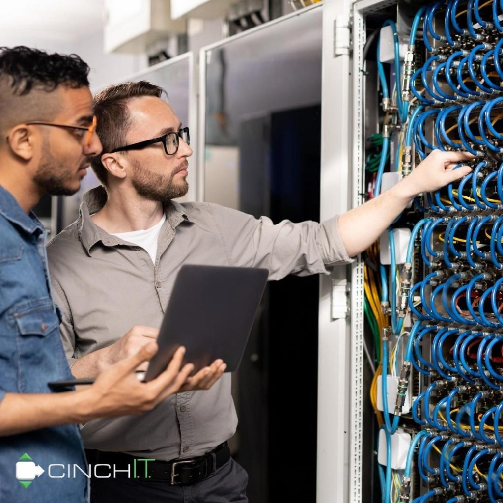 Managed Computer Services - Cinch I.T. Cybersecurity for Small Business
