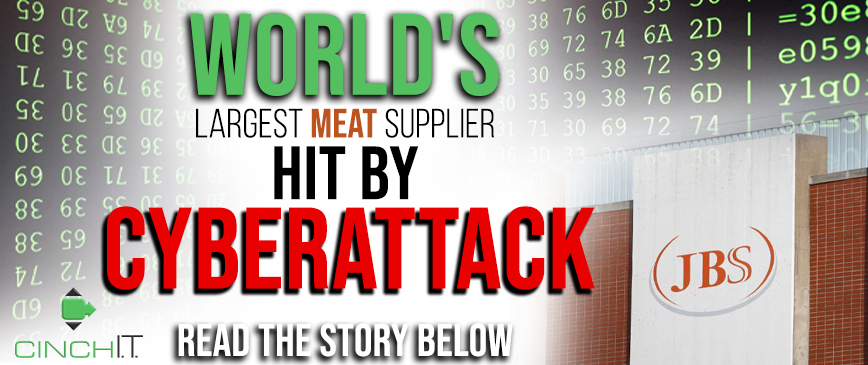 World's Largest Meat Supplier Hit By Cyberattack